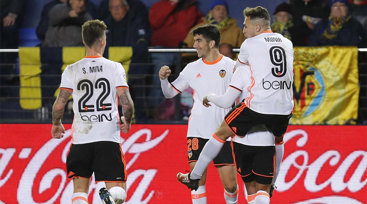 Villarreal Valencia maç özeti