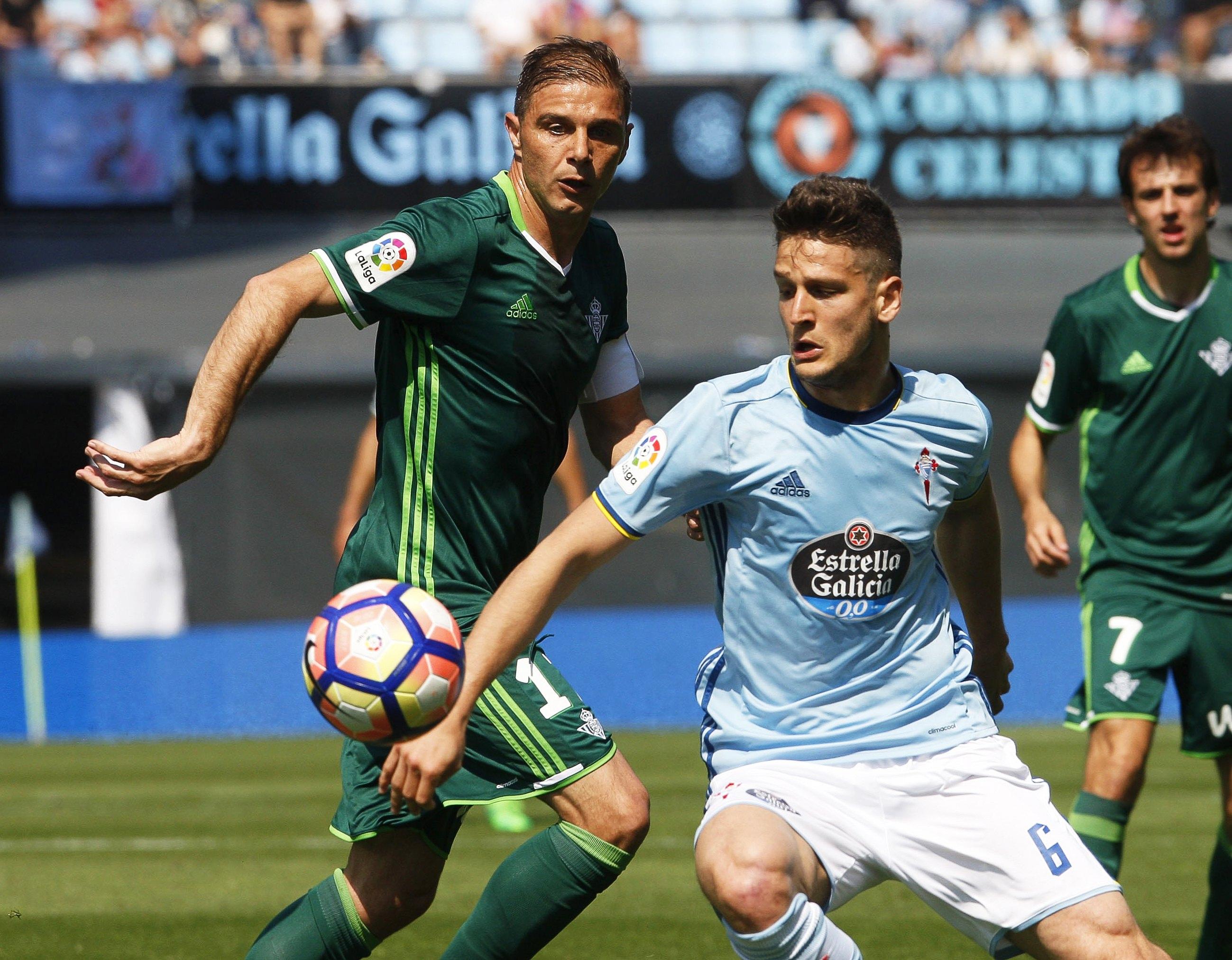 Celta Vigo Real Betis maç özeti
