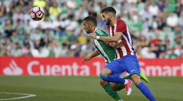Real Betis Atletico Madrid maç özeti