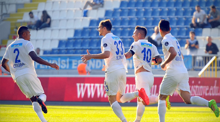 Kasımpaşa Kayserispor maç özeti