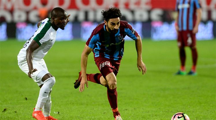 Trabzonspor Akhisar Bld.Spor maç özeti