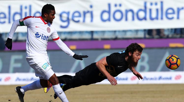 Osmanlıspor FK Antalyaspor maç özeti