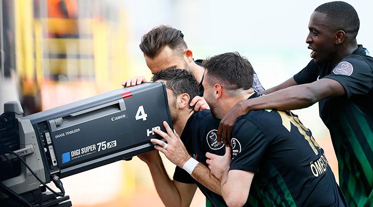 Akhisar Bld.Spor Antalyaspor maç özeti
