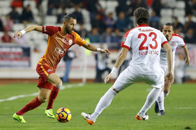 Antalyaspor Galatasaray maç özeti
