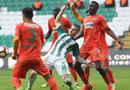 Bursaspor Aytemiz Alanyaspor maç özeti