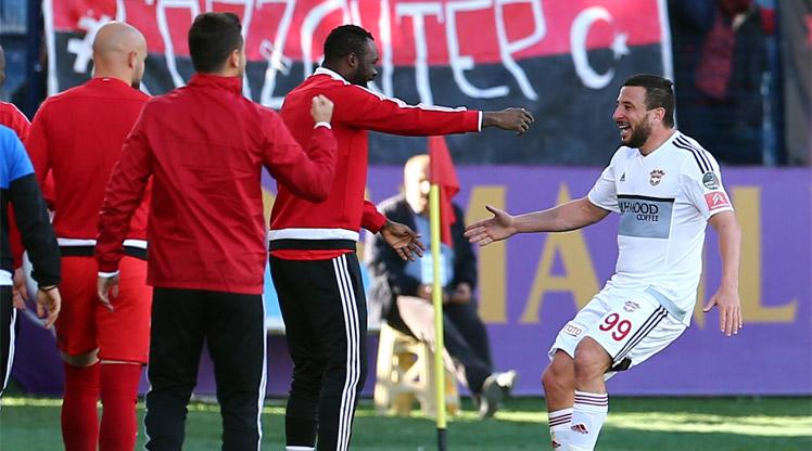 Osmanlıspor FK Gaziantepspor maç özeti
