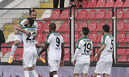 Akhisar Bld.Spor Bursaspor maç özeti
