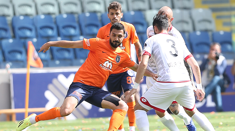 Medipol Başakşehir Gençlerbirliği maç özeti
