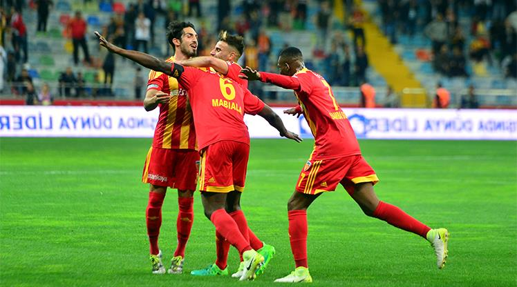 Kayserispor Atiker Konyaspor maç özeti