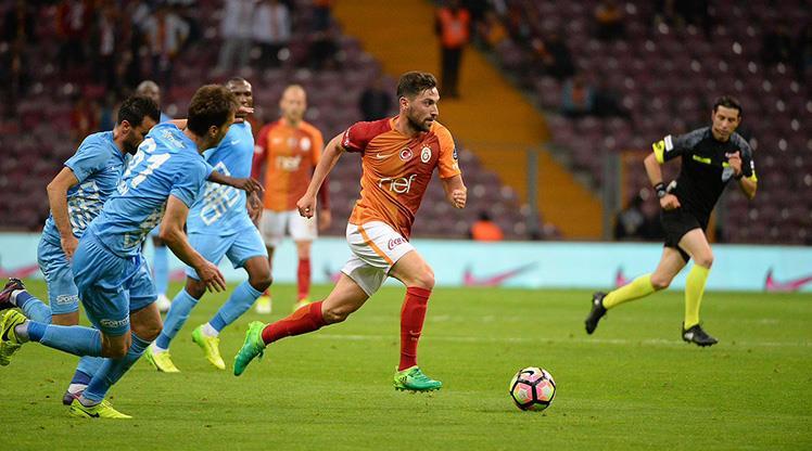 Galatasaray Osmanlıspor FK maç özeti