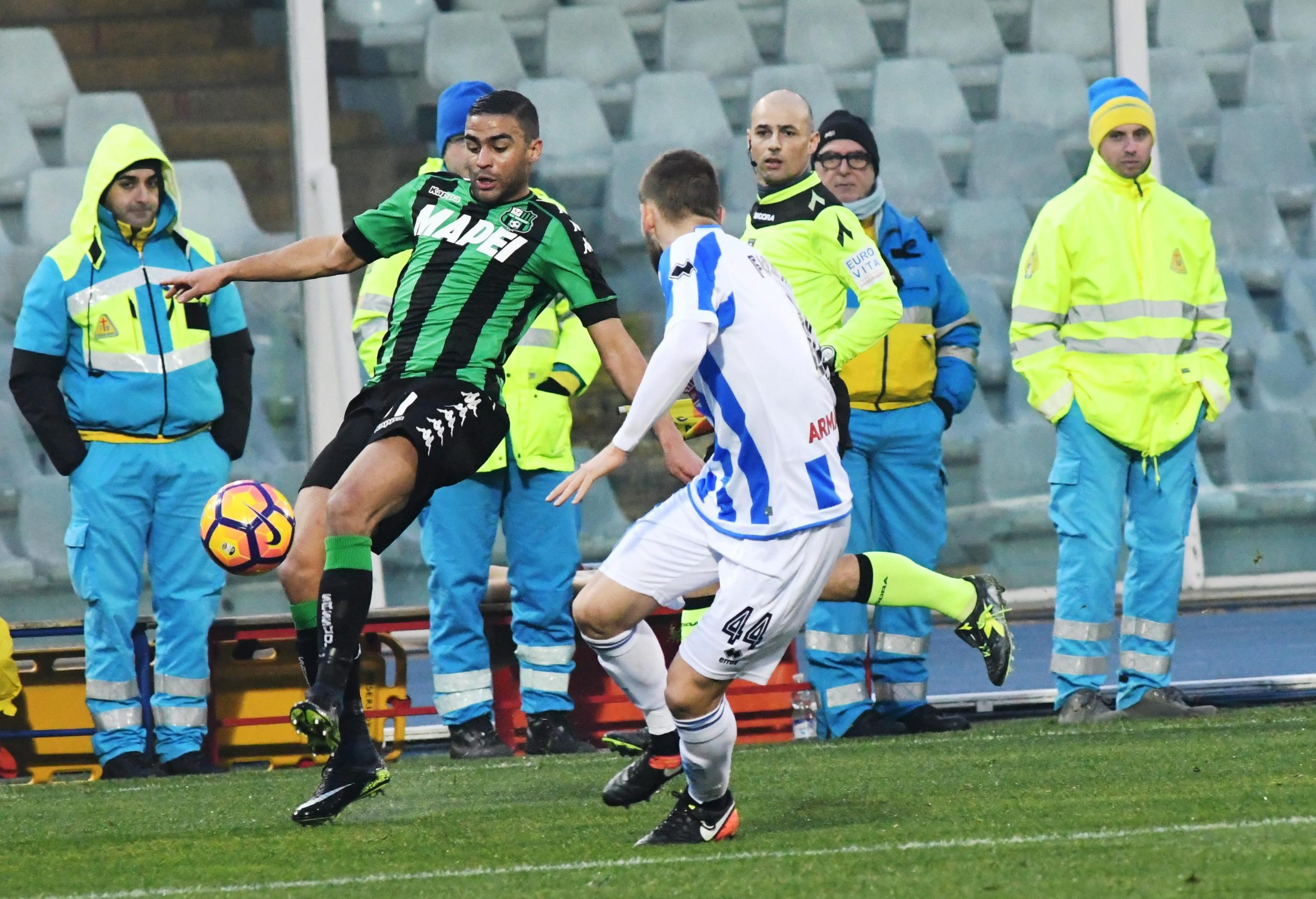 Pescara Sassuolo maç özeti