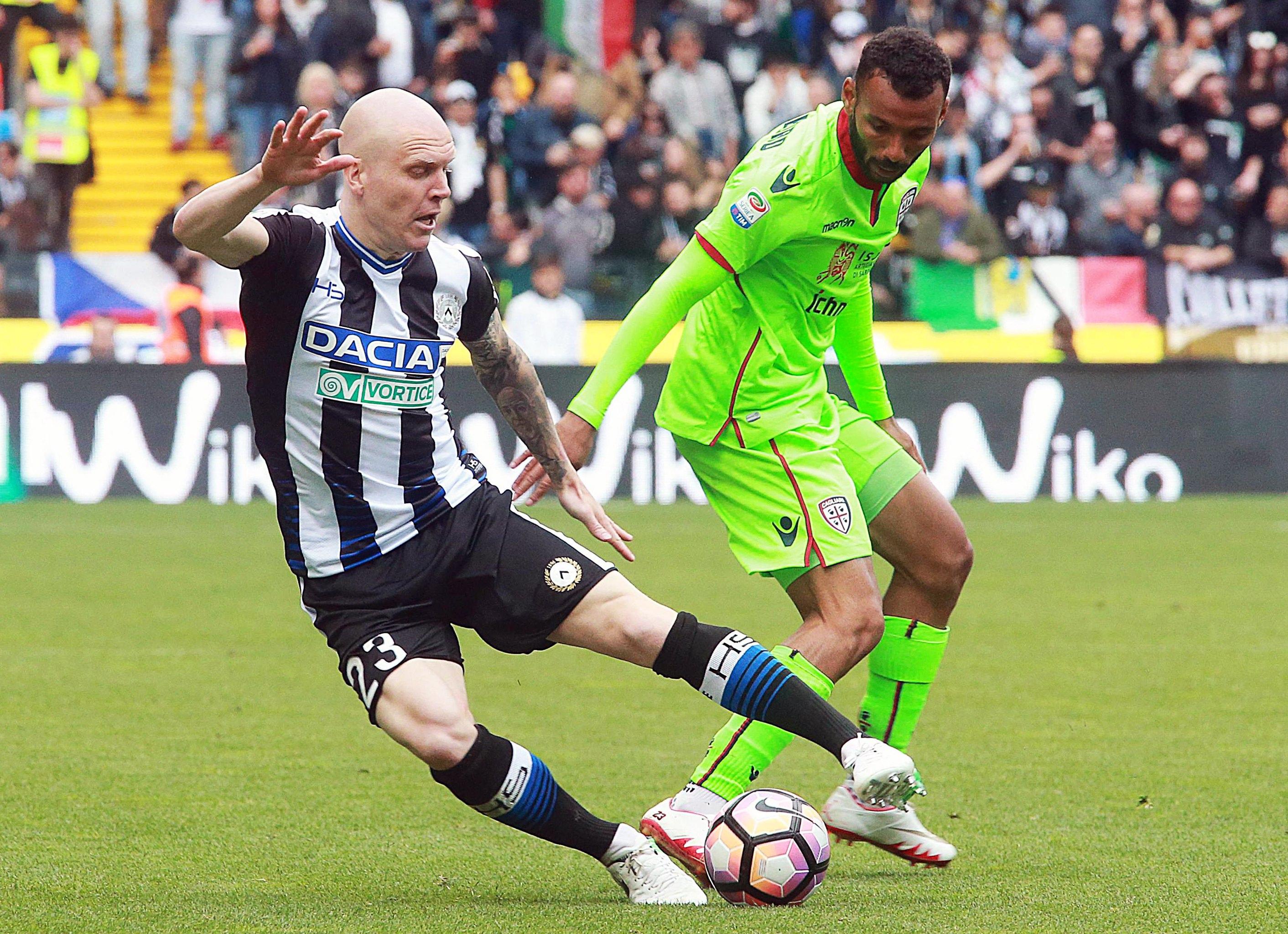 Udinese Cagliari maç özeti