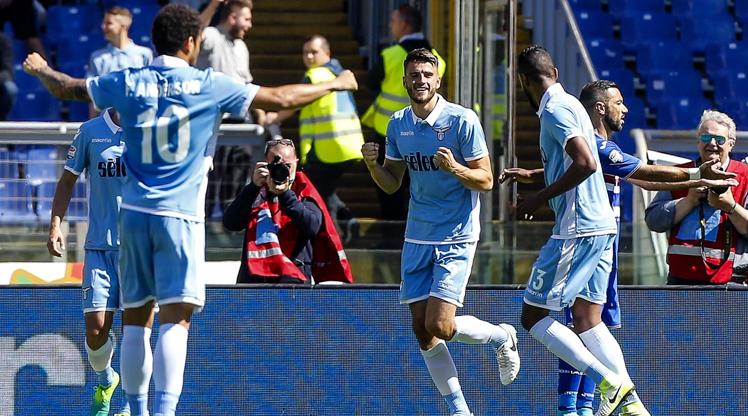 Lazio Sampdoria maç özeti