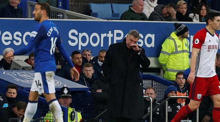 Everton West Bromwich Albion maç özeti