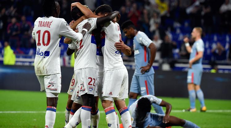 Olympique Lyon Monaco maç özeti
