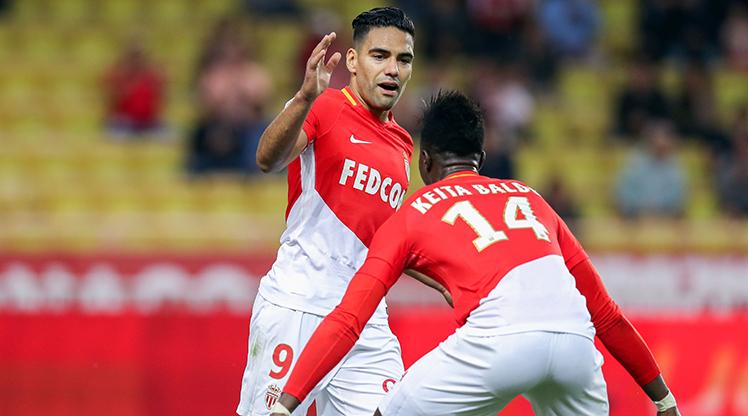 Monaco Caen maç özeti