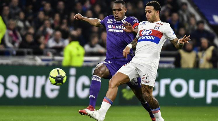 Olympique Lyon Toulouse maç özeti