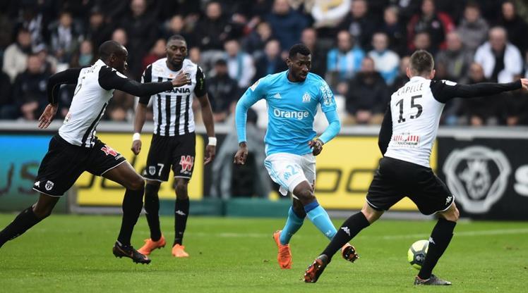 Angers Marsilya maç özeti
