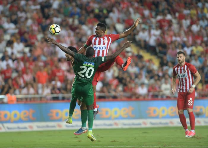 Antalyaspor Akhisar Bld.Spor maç özeti