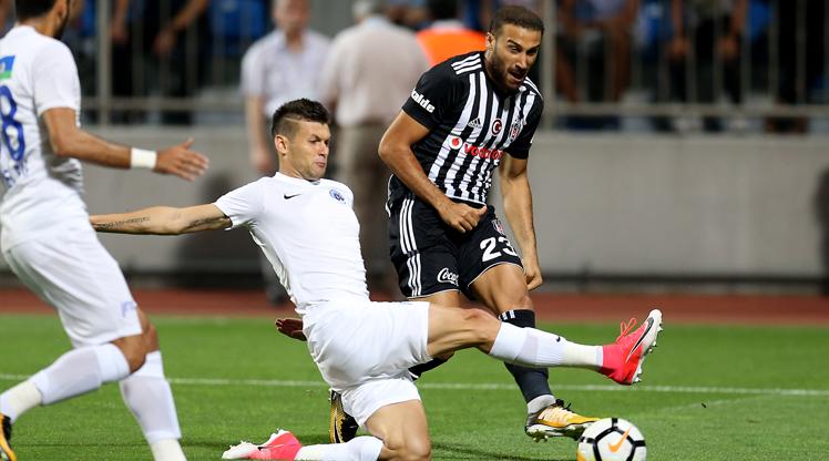 Kasımpaşa Beşiktaş maç özeti