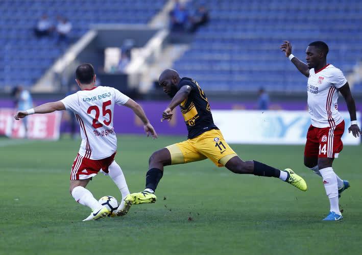 Osmanlıspor FK Demir Grup Sivasspor maç özeti