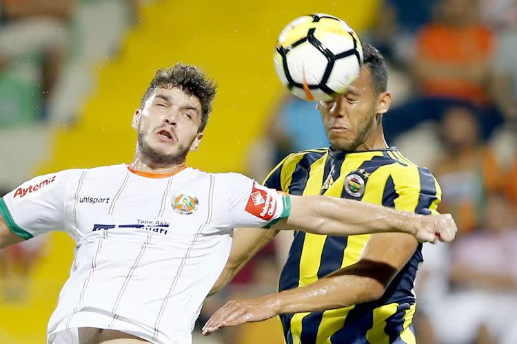 Aytemiz Alanyaspor Fenerbahçe maç özeti