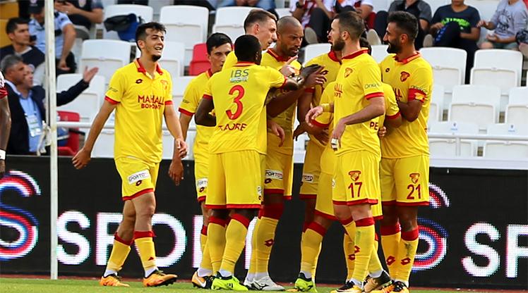 Demir Grup Sivasspor Göztepe maç özeti