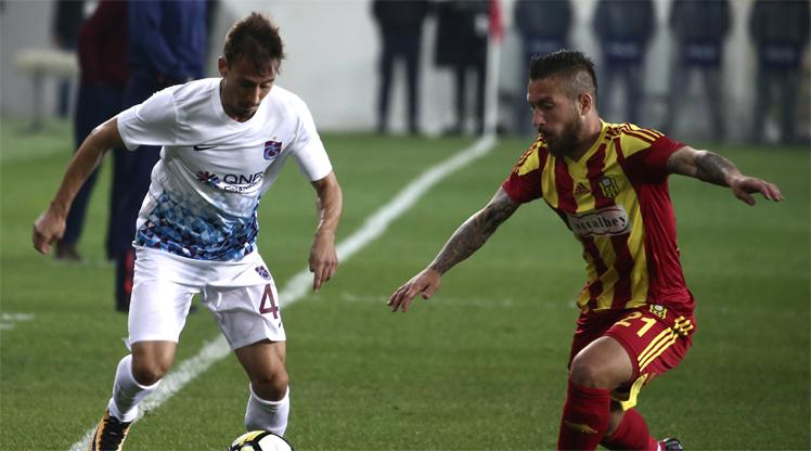 Evkur Yeni Malatyaspor Trabzonspor maç özeti