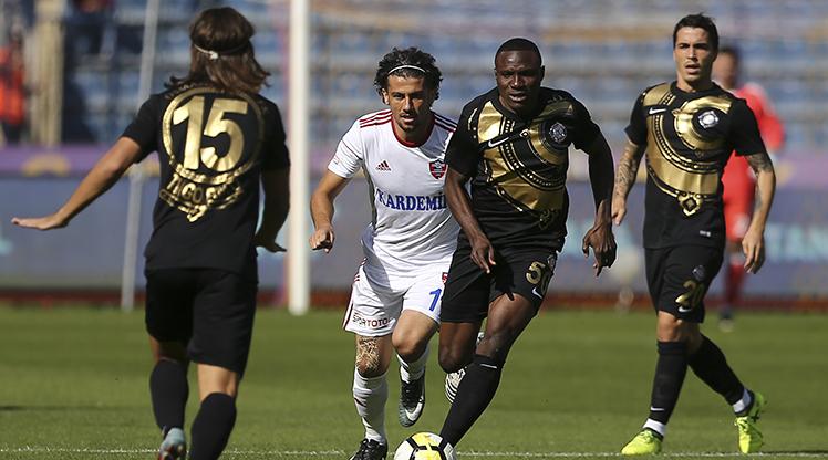 Osmanlıspor FK Kardemir Karabükspor maç özeti
