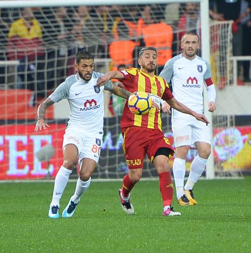 Evkur Yeni Malatyaspor Medipol Başakşehir maç özeti