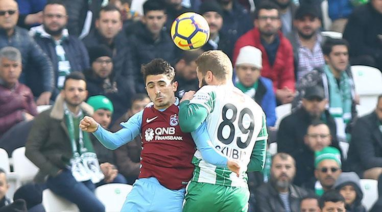 Atiker Konyaspor Trabzonspor maç özeti