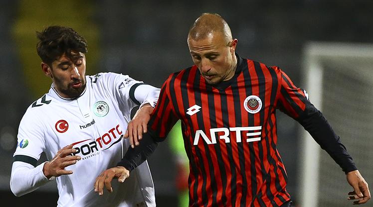 Gençlerbirliği Atiker Konyaspor maç özeti