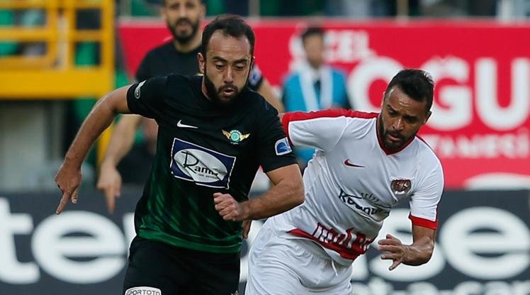 Teleset Mob. Akhisarspor Antalyaspor maç özeti