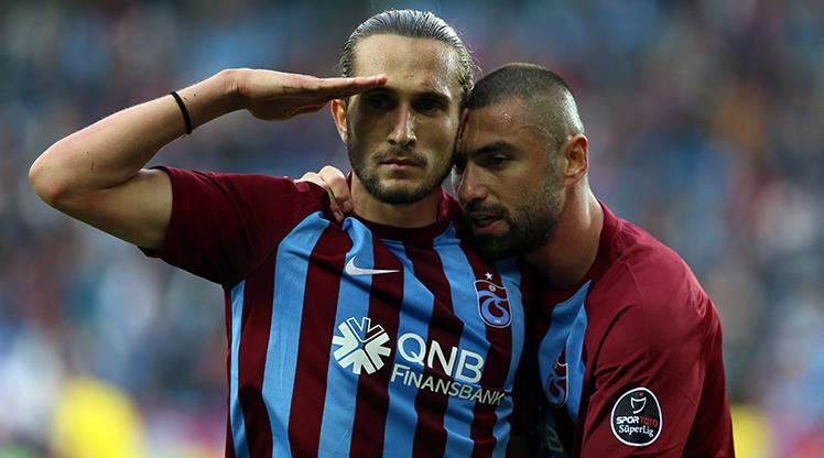 Trabzonspor Evkur Yeni Malatyaspor maç özeti