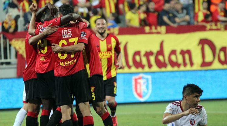 Göztepe Kardemir Karabükspor maç özeti