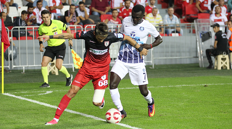 Samsunspor Adana Demirspor maç özeti