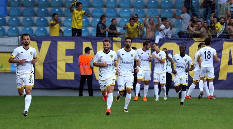 Çaykur Rizespor MKE Ankaragücü maç özeti
