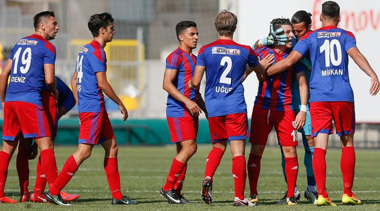 Altınordu Gaziantepspor maç özeti