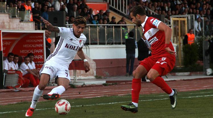 Elazığspor Samsunspor maç özeti
