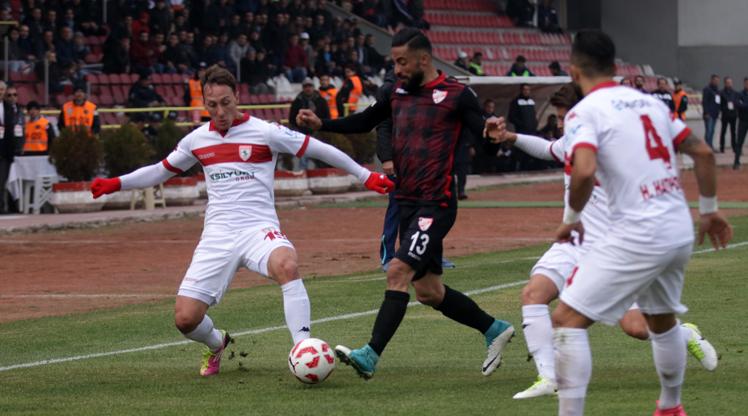 Boluspor Samsunspor maç özeti