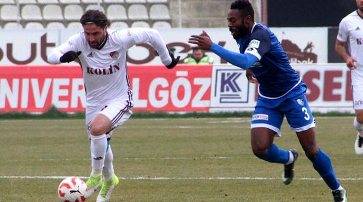 Elazığspor BŞB Erzurumspor maç özeti