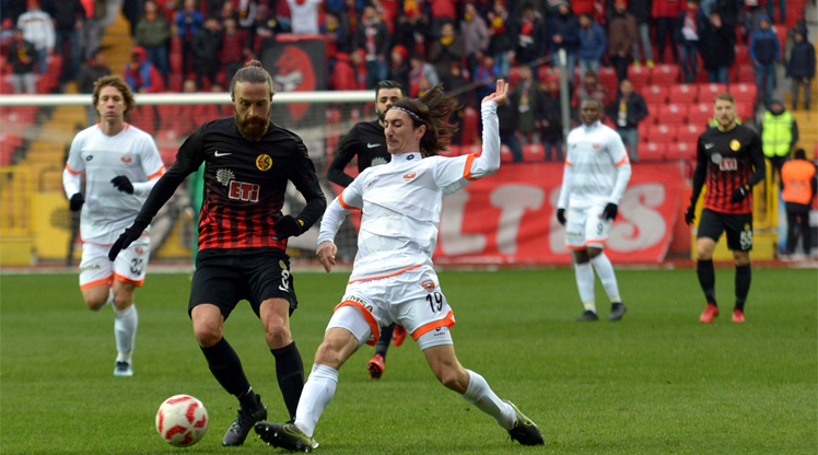 Eskişehirspor Adanaspor maç özeti