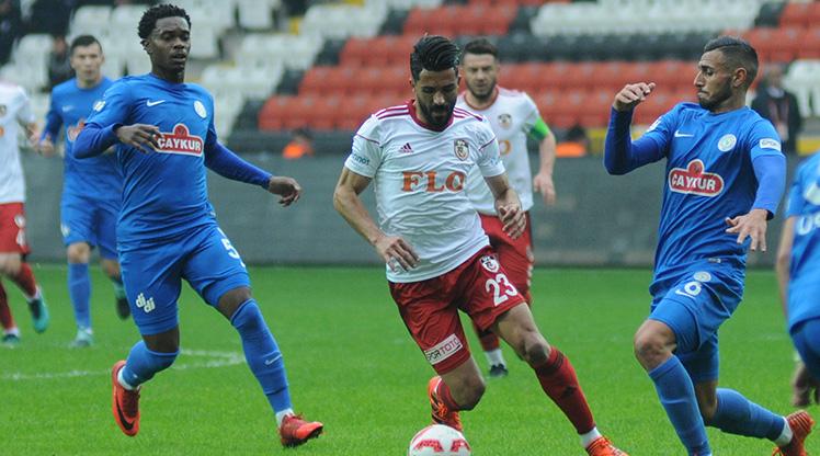 Gazişehir Gaziantep FK Çaykur Rizespor maç özeti