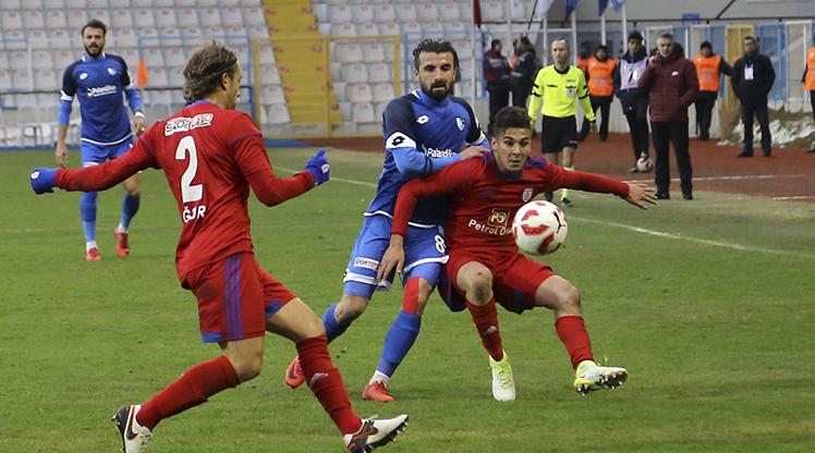 BŞB Erzurumspor Altınordu maç özeti