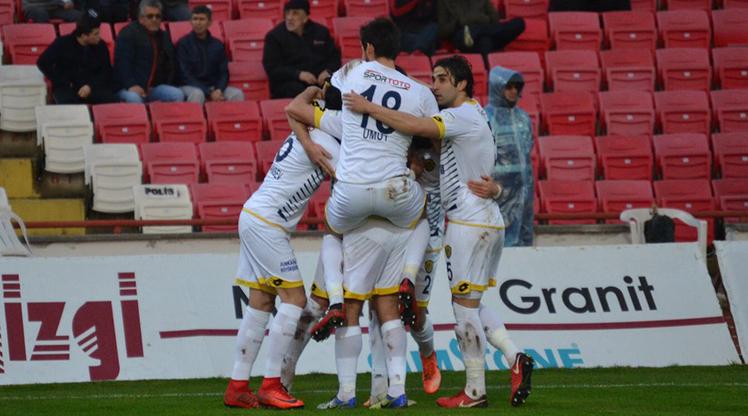 Balıkesirspor Baltok MKE Ankaragücü maç özeti