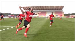 Ümraniyespor BŞB Erzurumspor maç özeti