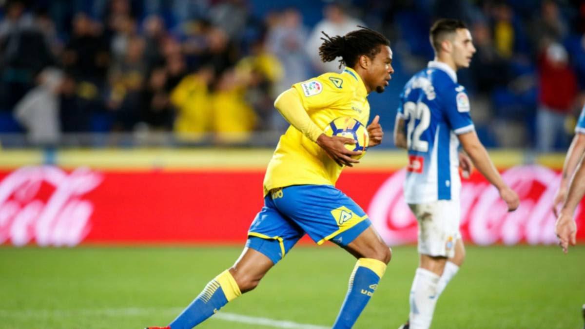 Las Palmas Espanyol maç özeti