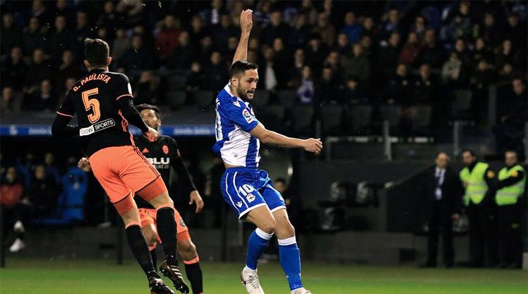 Deportivo La Coruna Valencia maç özeti