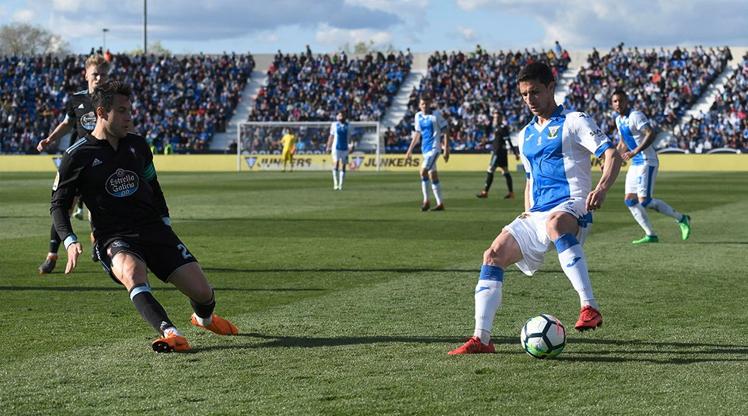 Leganes Celta Vigo maç özeti