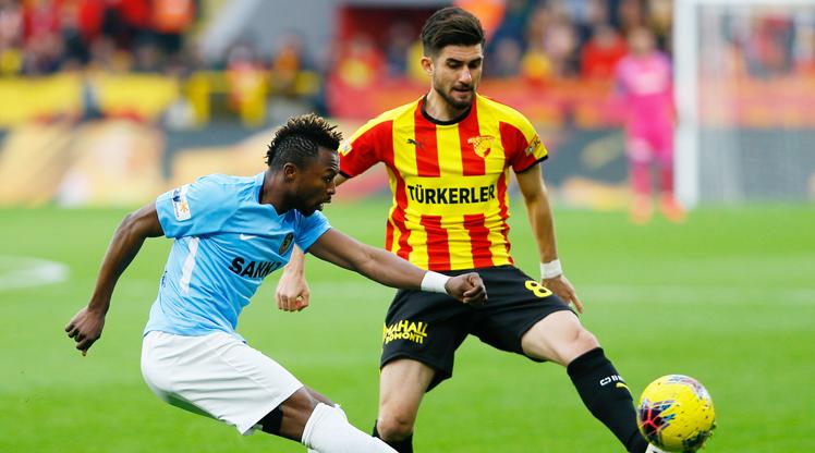 Göztepe Gaziantep FK maç özeti